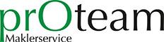 prOteam Maklerservice Logo